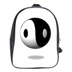 Yin Yang School Bag (Large)