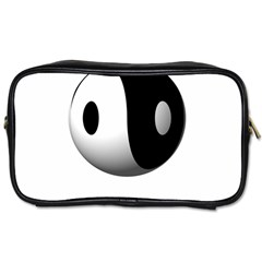 Yin Yang Travel Toiletry Bag (Two Sides)