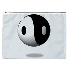 Yin Yang Cosmetic Bag (xxl)