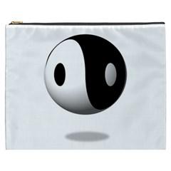 Yin Yang Cosmetic Bag (XXXL)