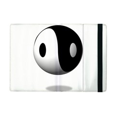 Yin Yang Apple iPad Mini Flip Case
