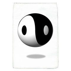 Yin Yang Removable Flap Cover (large)