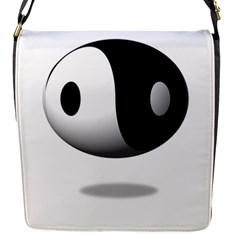 Yin Yang Removable Flap Cover (Small)