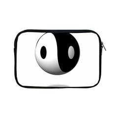 Yin Yang Apple Ipad Mini Zipper Case
