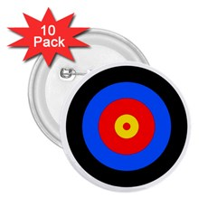 Target 2.25  Button (10 pack)
