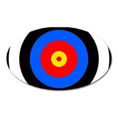 Target Magnet (Oval)