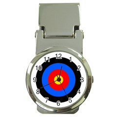Target Money Clip With Watch