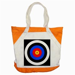 Target Accent Tote Bag