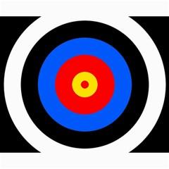 Target Canvas 16  x 20  (Unframed)