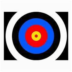 Target Canvas 20  x 30  (Unframed)