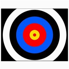 Target Canvas 11  x 14  9 (Unframed)
