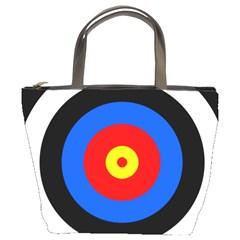Target Bucket Bag
