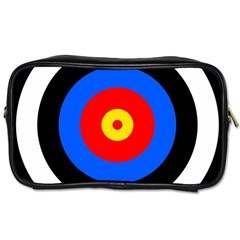 Target Travel Toiletry Bag (One Side)