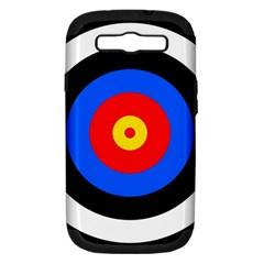 Target Samsung Galaxy S III Hardshell Case (PC+Silicone)