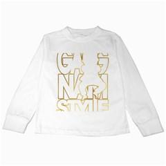 Gangnam Style Kids Long Sleeve T-Shirt