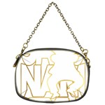 Gangnam Style Chain Purse (One Side) Front