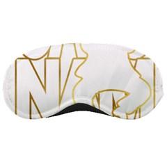 Gangnam Style Sleeping Mask