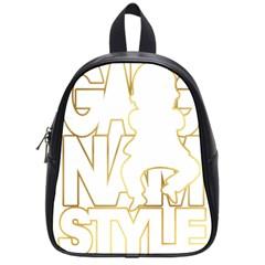 Gangnam Style School Bag (Small)