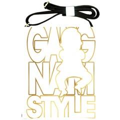 Gangnam Style Shoulder Sling Bag
