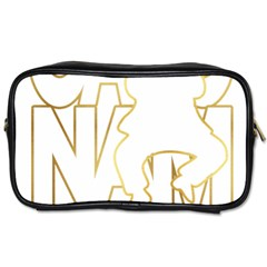 Gangnam Style Travel Toiletry Bag (one Side)