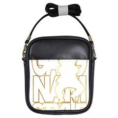 Gangnam Style Girl s Sling Bag