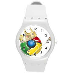 Chrome King Plastic Sport Watch (Medium)