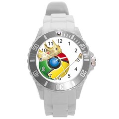Chrome King Plastic Sport Watch (large)