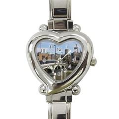 Hamilton 1 Heart Italian Charm Watch