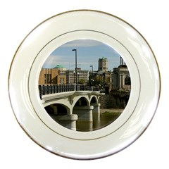 Hamilton 1 Porcelain Display Plate