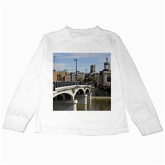 Hamilton 1 Kids Long Sleeve T Shirt