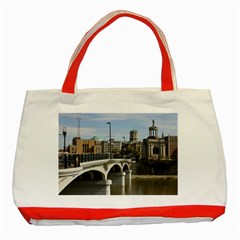 Hamilton 1 Classic Tote Bag (Red)