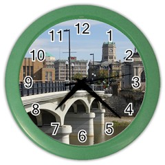Hamilton 1 Wall Clock (Color)