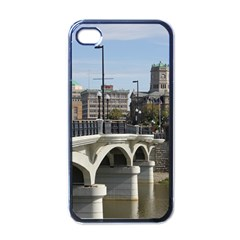 Hamilton 1 Apple iPhone 4 Case (Black)