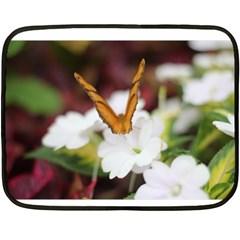 Butterfly 159 Mini Fleece Blanket (two Sided)