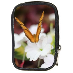 Butterfly 159 Compact Camera Leather Case