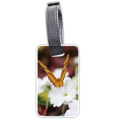 Butterfly 159 Luggage Tag (One Side)