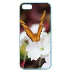 Butterfly 159 Apple Seamless Iphone 5 Case (color)