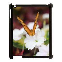 Butterfly 159 Apple iPad 3/4 Case (Black)