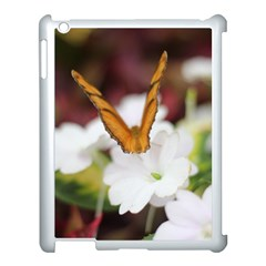 Butterfly 159 Apple Ipad 3/4 Case (white)