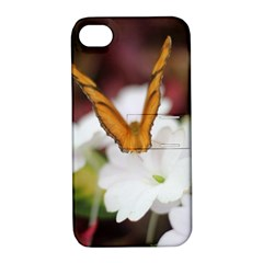 Butterfly 159 Apple iPhone 4/4S Hardshell Case with Stand