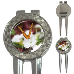 Butterfly 159 Golf Pitchfork & Ball Marker