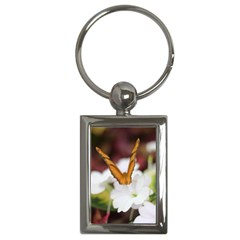 Butterfly 159 Key Chain (Rectangle)