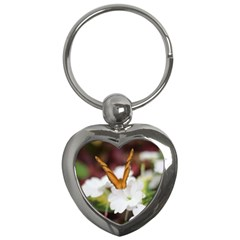Butterfly 159 Key Chain (Heart)