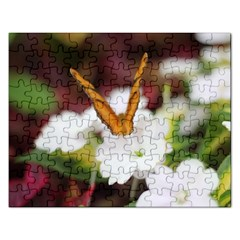Butterfly 159 Jigsaw Puzzle (rectangle)