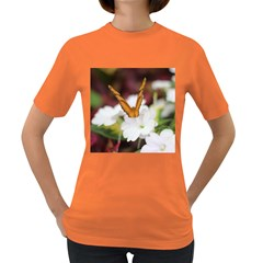 Butterfly 159 Womens' T Shirt (colored)
