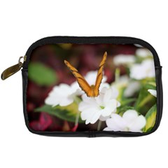 Butterfly 159 Digital Camera Leather Case