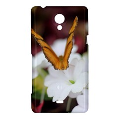 Butterfly 159 Sony Xperia T Hardshell Case