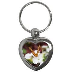 Butterfly 159 Key Chain (Heart)