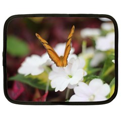 Butterfly 159 Netbook Case (Large)
