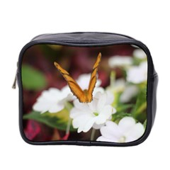 Butterfly 159 Mini Travel Toiletry Bag (two Sides)